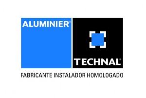 logo aluminier technal + base line esp